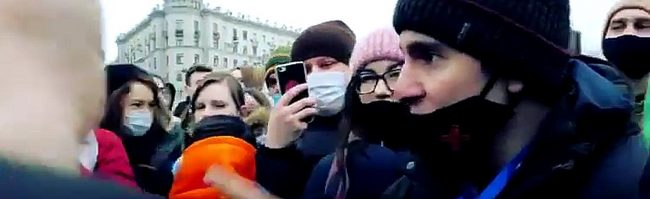 Die westlichen Motive im Nawalny-Fall