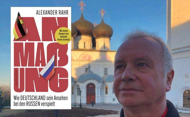 Interviewmit Alexander Rahr zu seinem neuen Buch